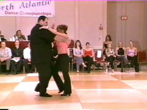 John Lindo & Deborah Szekely 1st place West Coast