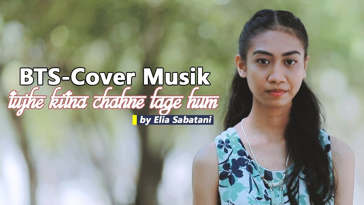 Behind The Scenes Tujhe Kitna Chahne Lage Hum ( Cover India )