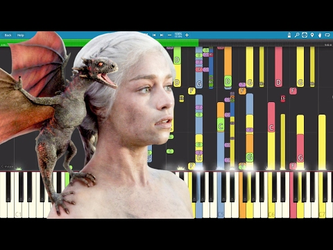 IMPOSSIBLE REMIX - Game Of Thrones Theme - Piano Cover