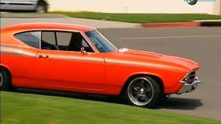 Из грязи в князи (Wrecks To Riches) - Chevrolet Chevy Chevelle