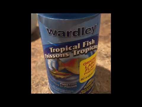 Wardley Tropical Fish Food
