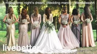 Классическая музыка песни для свадьбы Свадьба, романтический Свадебный марш, свадебный вальс