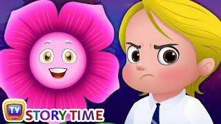 Pinky, The Proud Petunia - Good Habits Bedtime Stories & Moral Stories for Kids - ChuChu TV