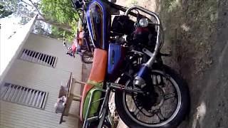 Jamaica Stunt jamco bike