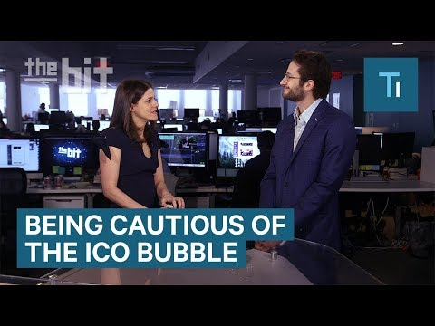 The CIO Of A Crypto Hedge Fund Reveals Why You Should Be Cautious Of The ICO Bubble