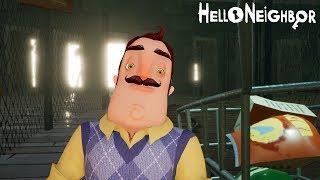 №1067: ИЩУ СОСЕДА В СУПЕРМАРКЕТЕ В ПРИВЕТ СОСЕД(Hello Neighbor)