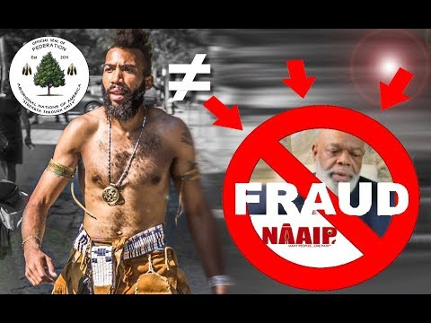 Hemoc Xelup's NAAIP is a Fraud! FANA warns people & organiza