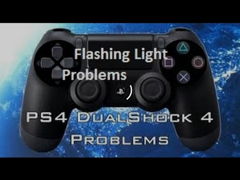 How To Fix PS4 Controller With ORANGE Flashing Light(PART 2) *2019 EASY METHOD
