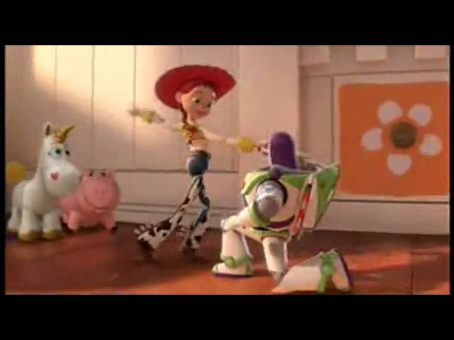 Toy Story 3 - Flamenco Buzz y Jessie Videos De Viajes