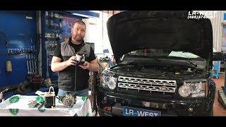 Низкое давление топлива Discovery 3/4 и Range Rover Sport (L320) | Полезная информация | LR WEST cмотреть видео онлайн бесплатно в высоком качестве - HDVIDEO