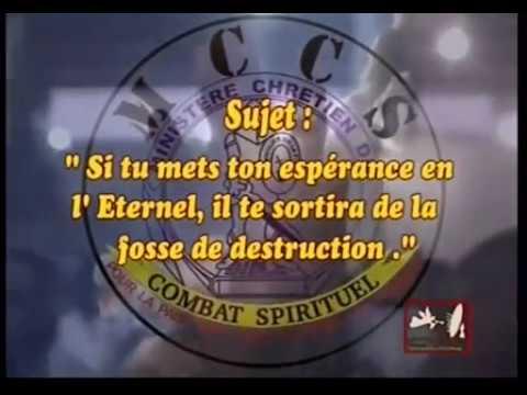 MAMAN OLANGI: SI TU METS TON ESPERANCE EN L'ETERNEL, IL TE SORTIRA DE LA FOSSE DE LA DESTRUCTION