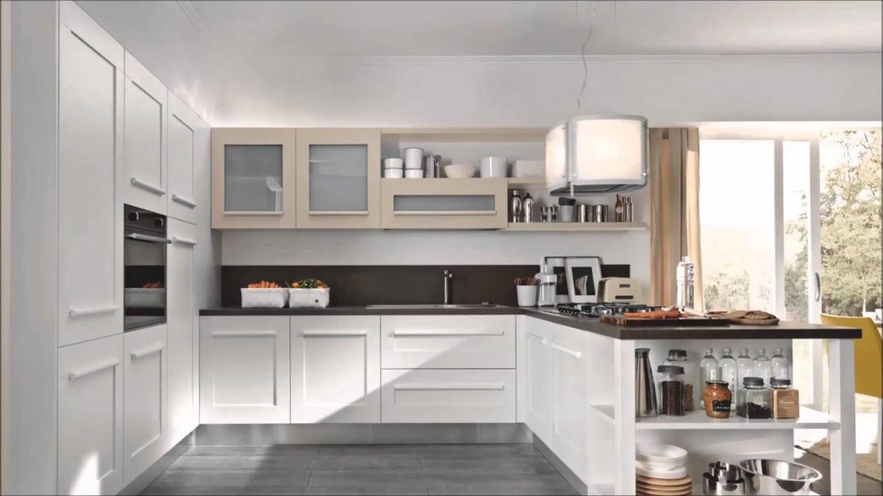 Cucina Moderna Mod. GALLERY | Cucine LUBE Torino