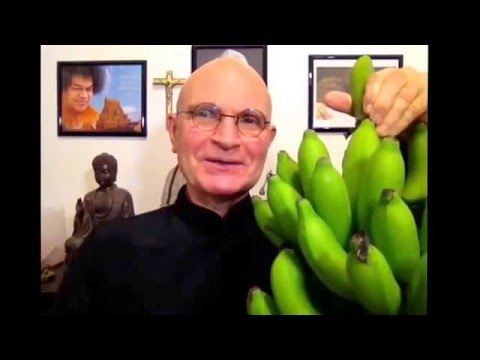 """""""Cooked Green Bananas for Great Health"""""""