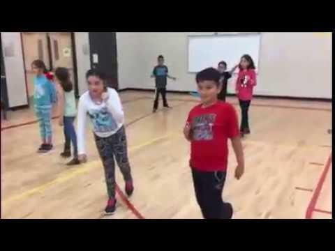 PwrHrs Mannequin Challenge   June Creek Elementary School
