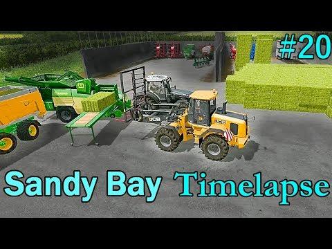 FS17 Timelapse, Sandy Bay #20: Pellets!