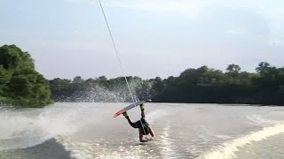 Wakeboard Tantrum and Raley Crashes