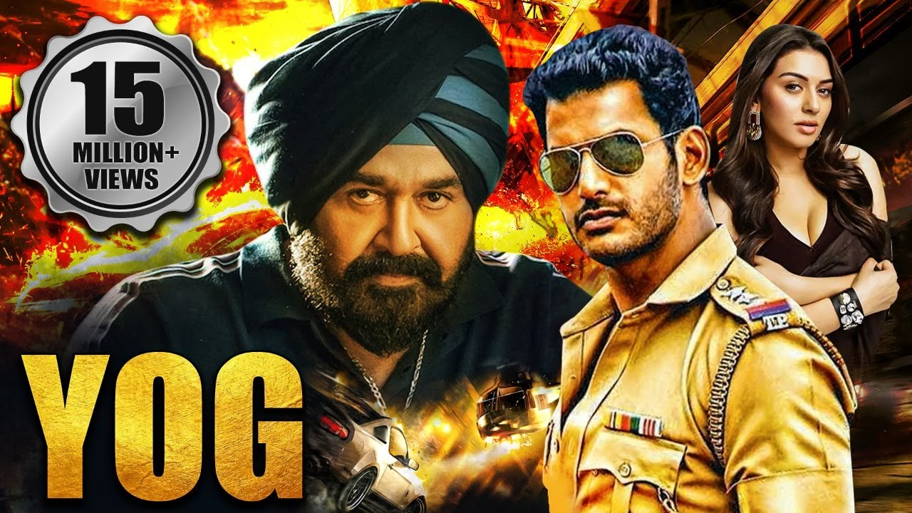 Download Yog (2019) NEW RELEASED Full Hindi Movie   Vishal Movies In Hindi Dubbed Full