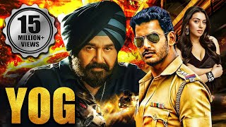 Yog Full Hindi Dubbed Movie | Vishal Telugu Movies In Hindi Dubbed Full