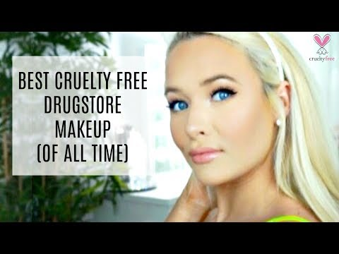 Drugstore cruelty free makeup
