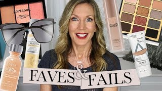 Faves + Fails! Almay, Milani, Good Molecules, Sunnies | July 2019