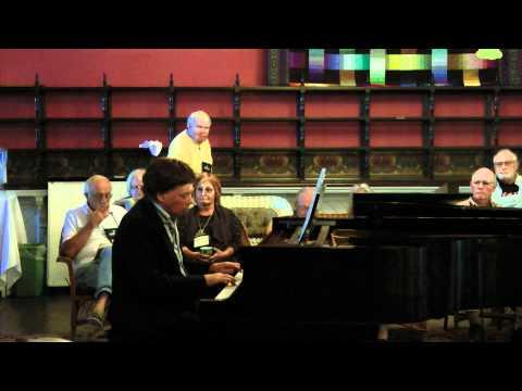 KEITH INGHAM PLAYS DAVE BRUBECK at CHAUTAUQUA 2011