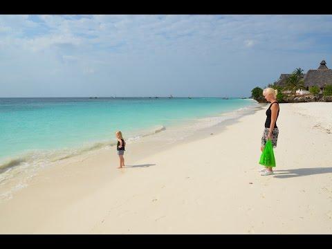 Turen går til Zanzibar i Tanzania Oktober 2014