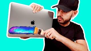 HAGO MI MACBOOK Pro PERSONALIZADO 💻 🎨 Custom MacBook (QUEDA ÉPICO)