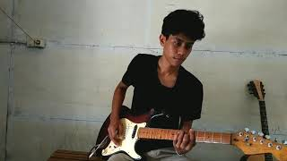 Reality Club - On My Own, Again Guitar Cover   Pokek