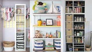 15 IKEA Hacks Lack Shelves for Storage