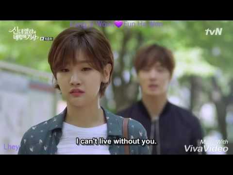 Kang Ji Woon💜Eun Ha Won [ LOST WITHOUT YOUR LOVE ]