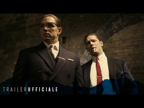 LEGEND (2016) di Brian Helgeland - Trailer ufficiale ITA HD