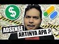 Apa Itu Adsense? Dapat Berapa Dollar Perbulan Dari Youtube?  - #JawabanKalian 101