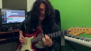 Yngwie Malmsteen - Demon Driver Cover - Andres Nuñez