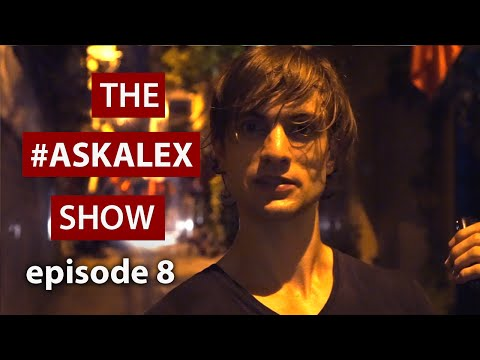 #AskAlex Ep 8: Travel Insurance & Banking Abroad While Teaching English In Asia