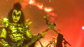 kiss live camden new jersey 2014 hotter than hell