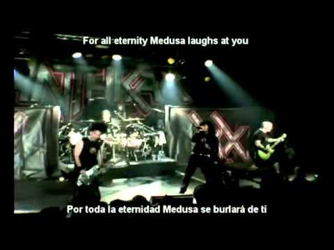 Anthrax   Medusa lyrics y subtitulos en español