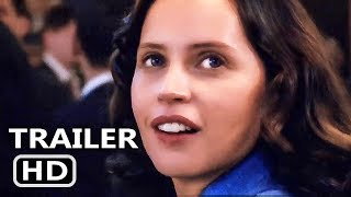 ON THE BASIS OF SEX Trailer (2018) Biography Movie