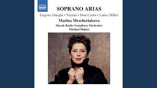 Play Francesca Da Rimini, Op. 25 Act I Francesca's Aria