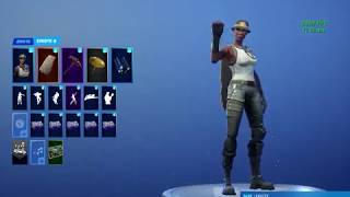 Recon expert | Fortnite Account selling | plus rare golden glider