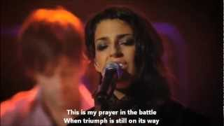Desert song Hillsong with Lyrics