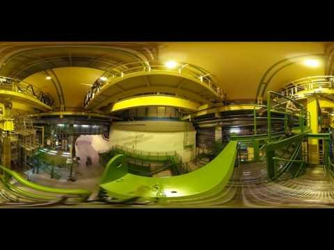 LHCb Short 360 test