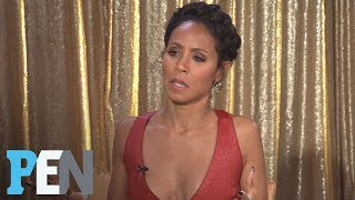 Jada Pinkett Smith Talks Will Smith, Secret To Their 20 Year Marriage | PEN | Entertainment Weekly