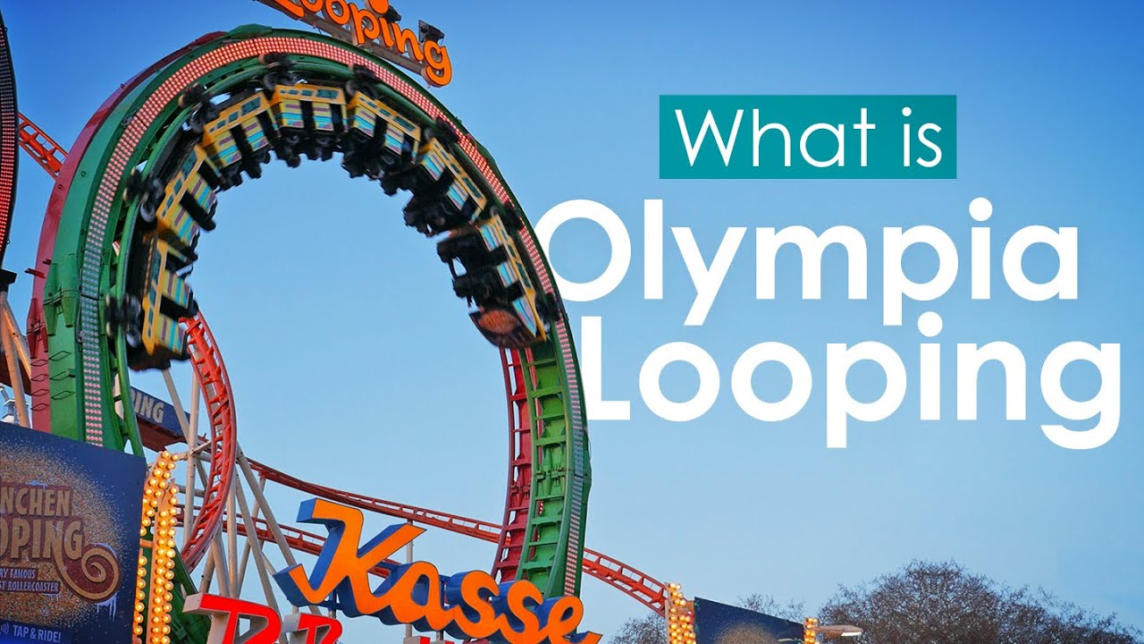 What is: Olympia Looping - The World's Largest Travelling Roller Coaster
