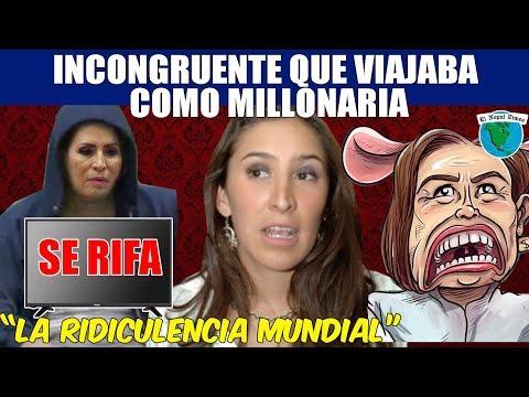 MEGA VERGÜENZA: Hija de Rosario Robles organiza RIFA para pagar abogados de su madre
