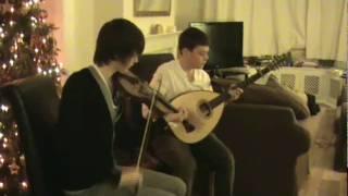 Irish Fiddle & Bouzouki - The Morning Dew Set
