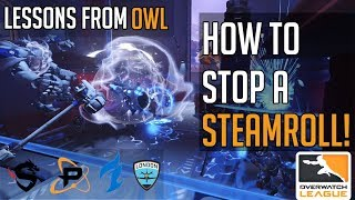 How to STOP a STEAMROLL! Lessons from OWL