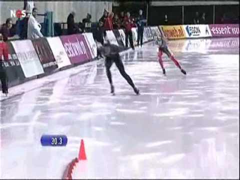 Speed Skating WR 1000m 1.06,42 by Shani Davis
