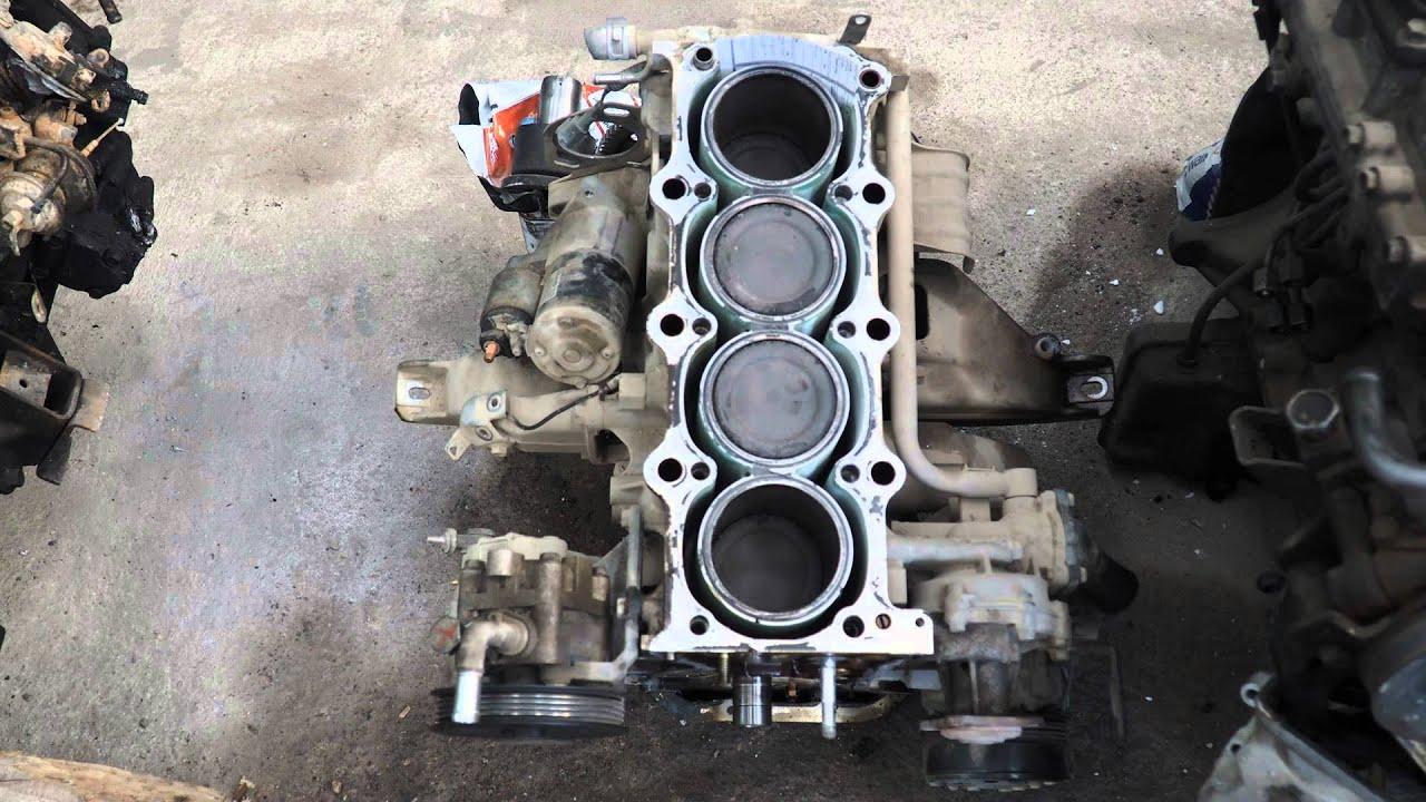 Suzuki Grand Vitara V Engine