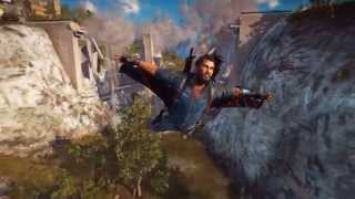 Just Cause 3 - 4K Gameplay Montage