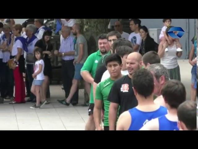 Sokatira desafio itzela izango da San Juan Ibarran